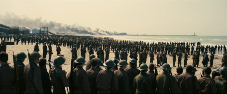 Dunkirk movie, 2017