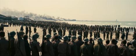 Dunkirk movie, 2017